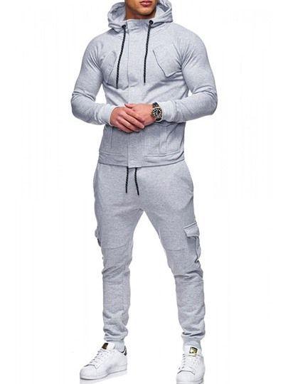 exclusive range exquisite design online retailer Herren Jogginganzug Trainingsanzug Sportanzug Freizeitanzug ...