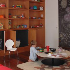 contemporary kids by Cary Bernstein Architect