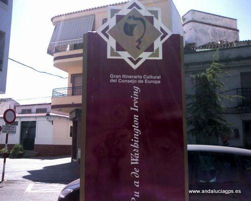 """#Granada #Huétor Tájar - Ruta de Washington Irving GPS 37º 11' 37"""" -4º 2' 51"""" / 37.193611, -4.047500  El nombre de Huétor-Tájar, proviene de la fusión de dos vocablos, Huétor y Tahara, Tájara o Tajarja correspondientes a la época de dominación musulmana. Huétor es el originario del actual perímetro urbano de la Villa, según Ibn-al-Jatib, era una """"alquería o lugar de moros, amurallada y dominada por una altiva torre"""""""