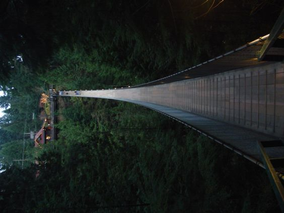 All sizes | Capilano Suspension Bridge. | Flickr - Photo Sharing!