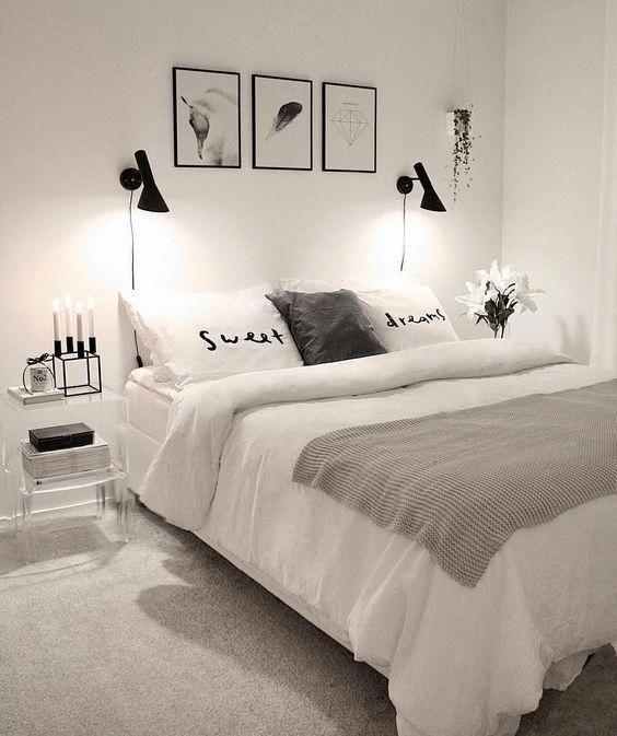 Kleine Schlafzimmerideen Fur Wenig Geld Inspirierende