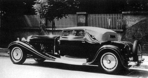 """doyoulikevintage: """"1931 bugatti """""""