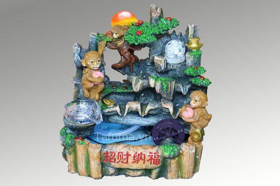 Đài phun nước mini để bàn