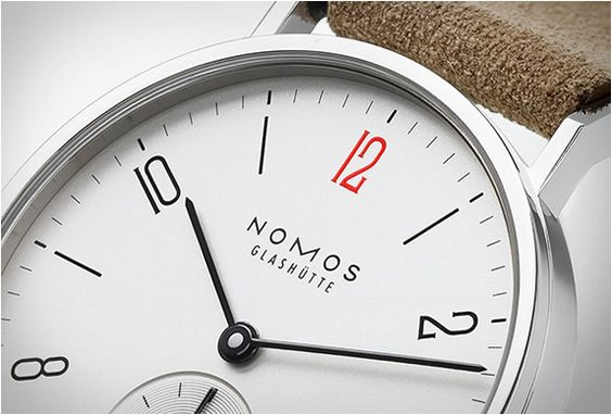 NOMOS Glashutte Doctors without Borders special edition watch