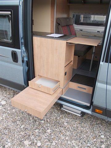 Camping car Fourgon - Neuf - La Strada Avanti C - Fiat Ducato 2,3 L Multijet - Col. 2016 - 2 couch. - AVANTIC - Idylcar