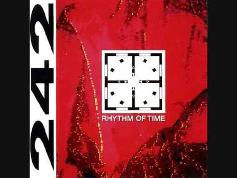 FRONT 242 RHYTHM OF TIME - YouTube