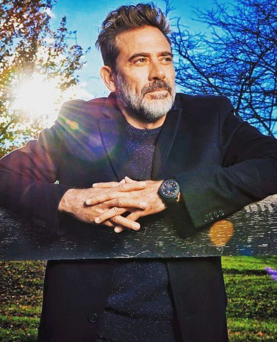 Turns 50 today and still looking good :) Jeffrey Dean Morgan #negan#thewalkingdead#myfavorite by carmenflute
