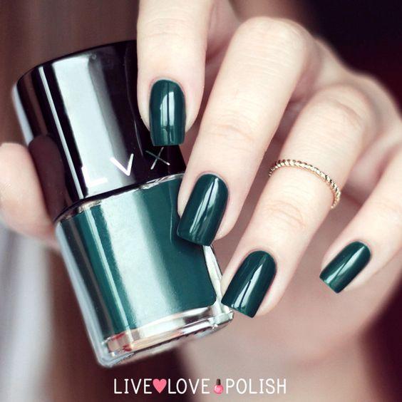 LVX Viridis Nail Polish
