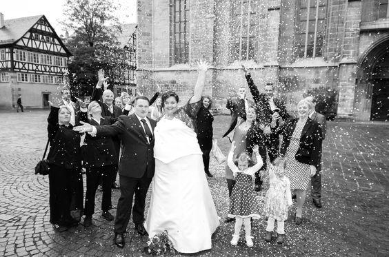 Hochzeit im kleinen Rahmen