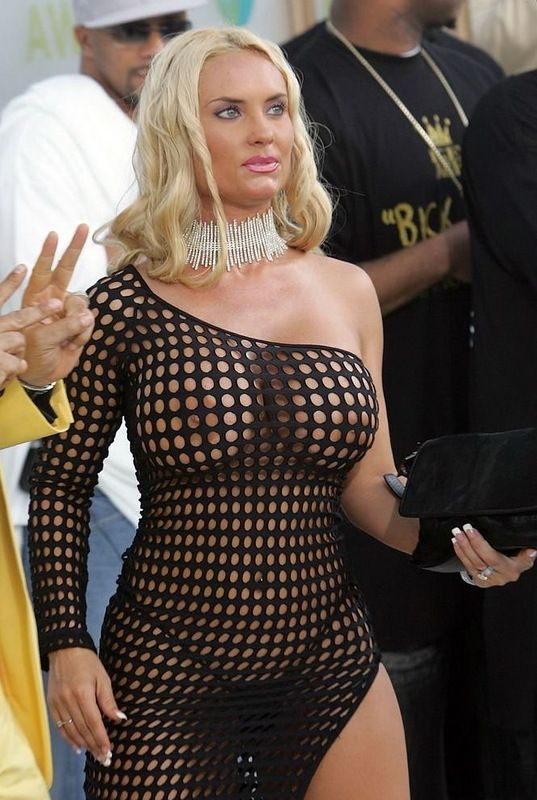 Opinion Fake nude pics of coco big tits not know