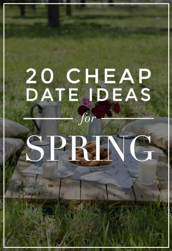 8 Fun Spring Date Ideas