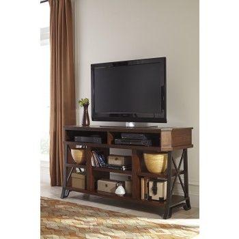 Vinasville - LG TV Stand w/Fireplace Option