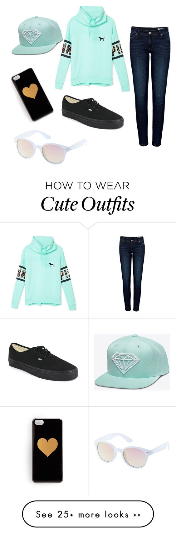 """""""Cute outfit for teen girls"""" by krspillman on Polyvore"""