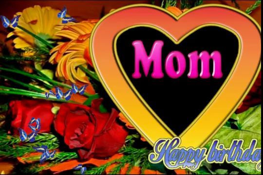 Whatsapp Status With Images Happy Birthday Mommy Happy