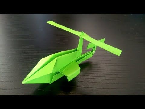 Origami Helicoptero Como Hacer Un Helicoptero De Papel Avión Facil De Hacer Youtube Como Hacer Un Helicoptero Tutorial De Origami Como Hacer Un Avion