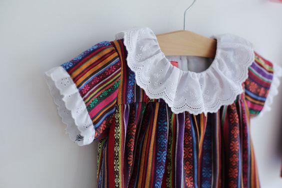 Vestido padrão étnico – _tic_tac_