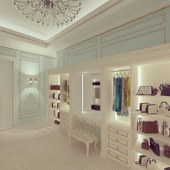 Beautiful Room Closet And Vanities On Pinterest