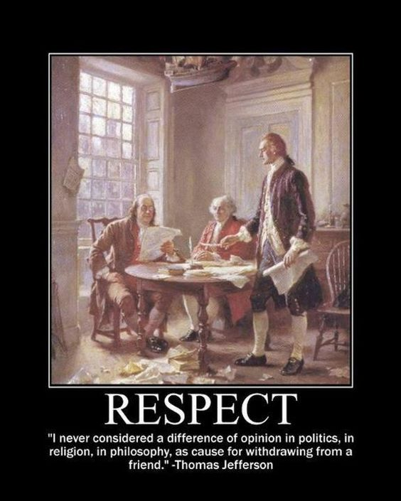 """""""Be civil in [y]our discourse and respectful in [y]our interactions. The Savior taught us to love even our enemies. This is especially true when we disagree. The moral basis of civility is the Golden Rule. Our faith requires that we treat [others] with respect[,] conducting [our]selves as Christ lived and taught. How we disagree is a real measure of who we are and whether we truly follow the Savior. It['s OK] to disagree, but it is not appropriate to be disagreeable."""" –Quentin L. Cook"""