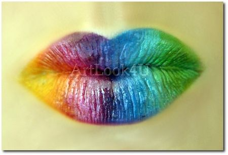 Summer Rainbow http://www.makeupbee.com/look_Summer-Rainbow_41709
