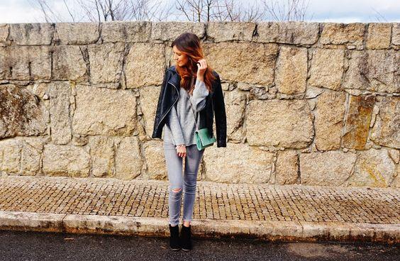 Ana Cunha: Grey mood