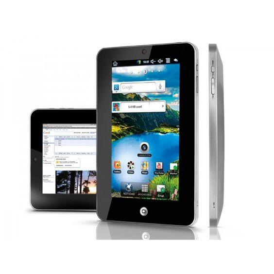 Con sistema operativo Android os2.2