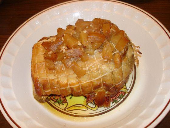 Crockpot Pork Roast