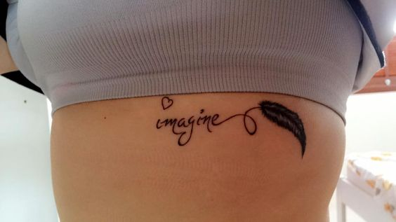 Minha primeira Tattoo