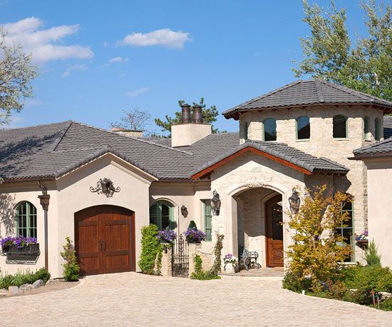 Pinterest the world s catalog of ideas for Stucco styles
