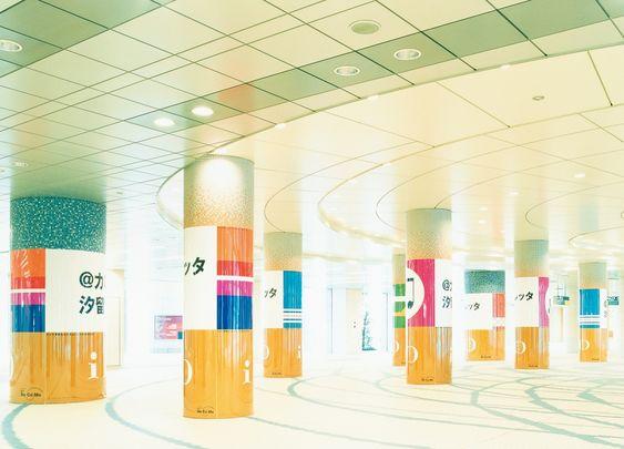 NTT docomo iD | good design company