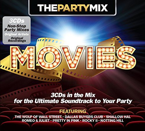 Party Mix-Movies - Party Mix-Movies, Yellow