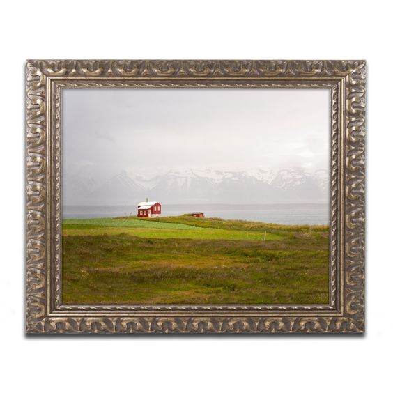 Philippe Sainte-Laudy 'Anywhere for You' Ornate Framed Art