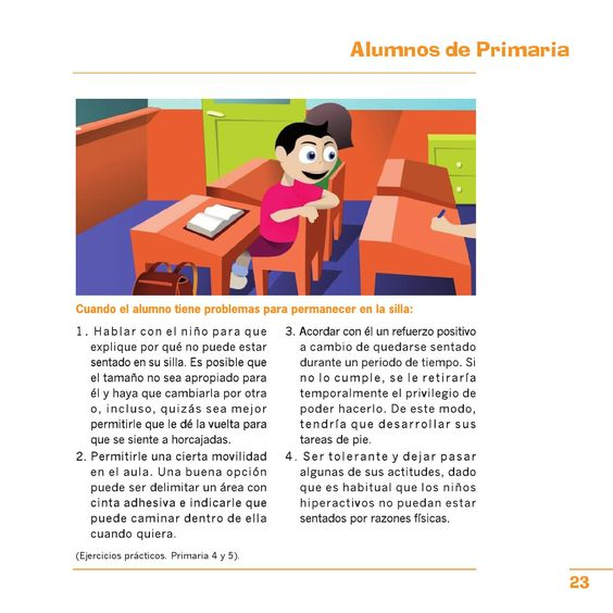 ISSUU - Tdah guía de actuación en la escuela by Alberto Carmona