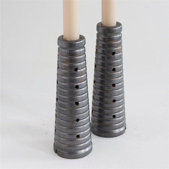 spool/candlesticks