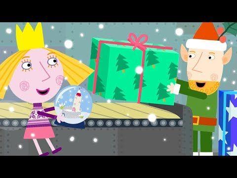 Ben And Holly S Little Kingdom Official Channel Youtube Ben E Holly Desenhos Animados Desenhos