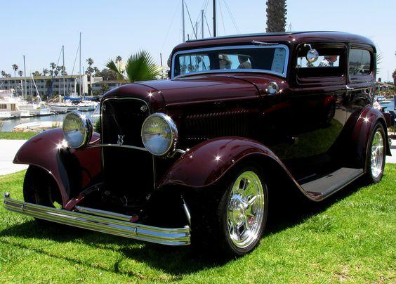 American Automobile Elegance - 1932 Ford Tudor | Flickr - Photo Sharing!