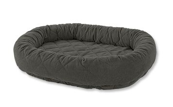 Orvis Wraparound Quilted Dog Bed with Memory Foam