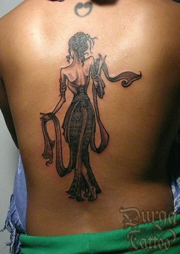 Durga Tattoo Pinterest • The worl...