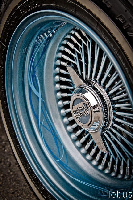 Wire Wheels: Custom Wire Wheels