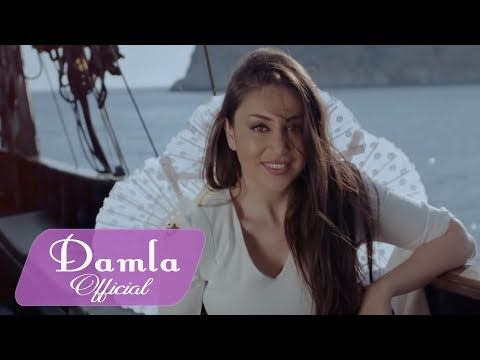 Damla Dj Roshka Vur Ureyimden 2017 Official Music Video Youtube Youtube Videos Music Music Dj