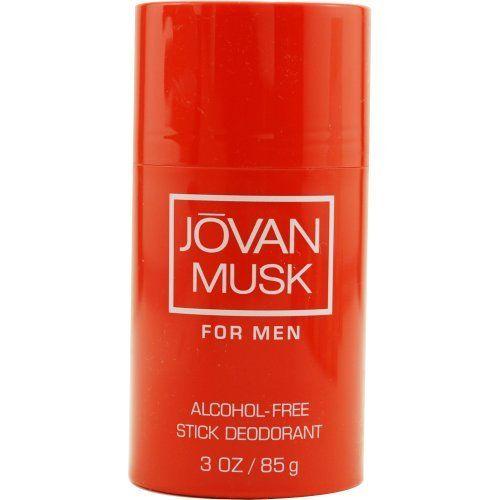 jovan musk by jovan alcohol free deodorant stick for men. Black Bedroom Furniture Sets. Home Design Ideas