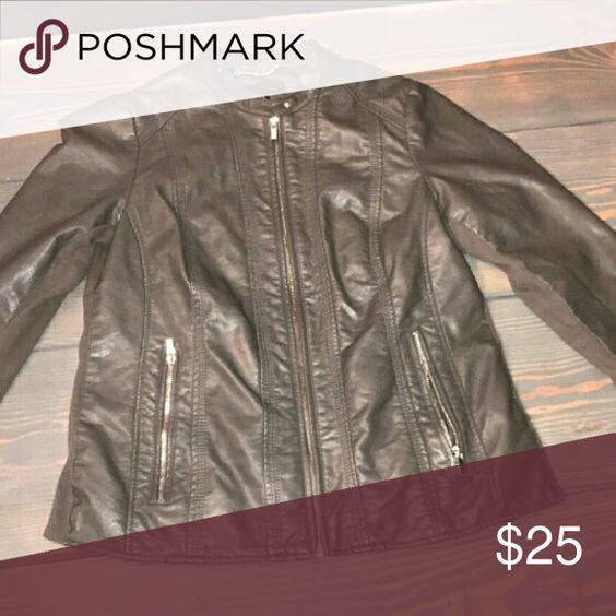 Jacket Leather jacket Worthington Jackets & Coats