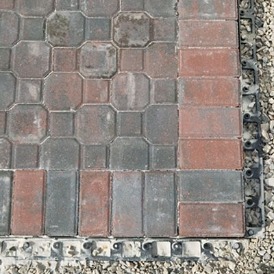 Landscape Stone And Pavers | Brick And Paver Patterns   Octagonal Pavers | Home  Depot Canada | Paths/walkways | Pinterest | Paver Patterns, ...