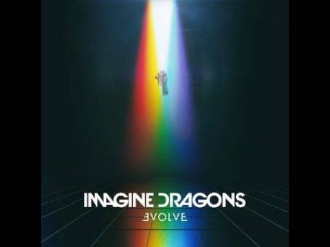 Imagine Dragons Believer Instrumental With Chorus Free To Use Imagine Dragons Imagine Dragons Evolve Music Album Cover