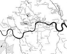 Subterranean rivers of London - Wikipedia, the free encyclopedia