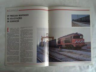Livros&BD4sale: 4 Sale - Magazine CP Carga - vários números