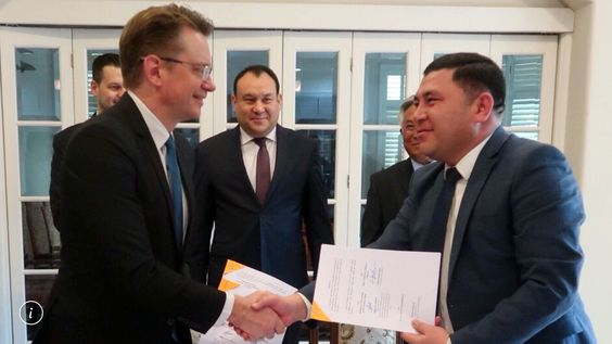 SEPCO SIGNS AN AGREEMENT WITH UZBEKISTAN FOR BUILDING NATIONWIDE WASTE PLASTIC TO FUEL OPERATIONS