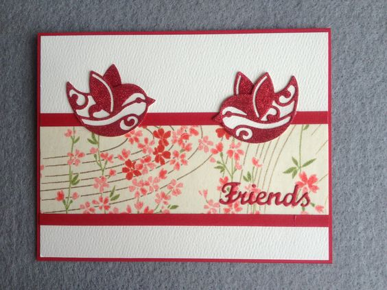 Card uses elizabeth craft design dies and silk micro fine for Elizabeth craft designs glitter