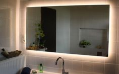 Wandspiegel, Badspiegel, Spiegelglas, Spiegel nach Maß Spiegelschrank