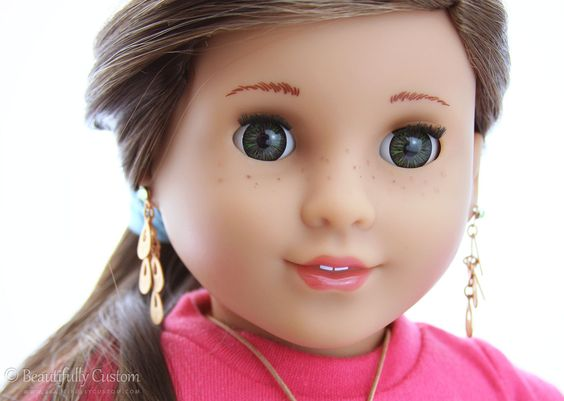 custom american girl dolls - Google Search