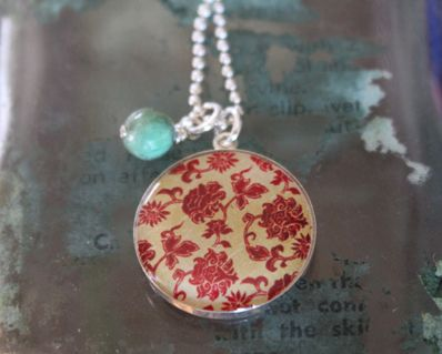 Red? Turquoise? Damask? Yes to all of it!